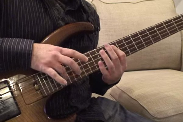Best Strings for Two-Handed Tapping?
