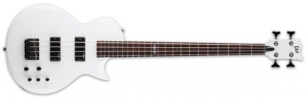 ESP LTD EC-154 Bass - white