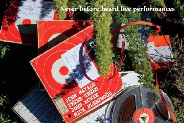 Little-Heard Music from Short-Lived, But Legendary Bluesbreakers Lineup Released