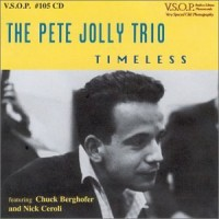 Pete Jolly Trio: Timeless