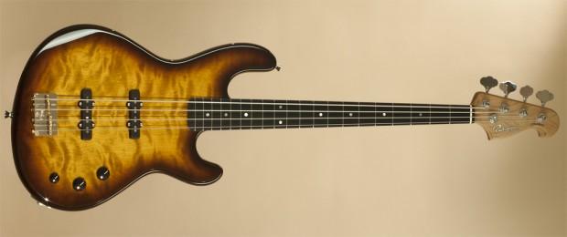 Ruokangas Steambass Deluxe Bass - Rosewood FB