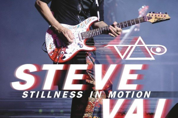 Steve Vai Releases Concert DVD Packed with Backstage Footage