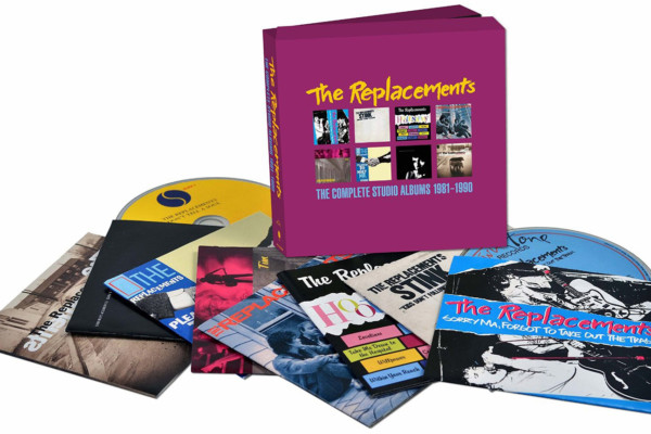 Replacements' Albums Compiled Into Single Box Set