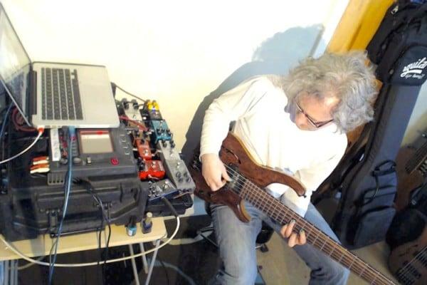 Steve Lawson: Looping Improv