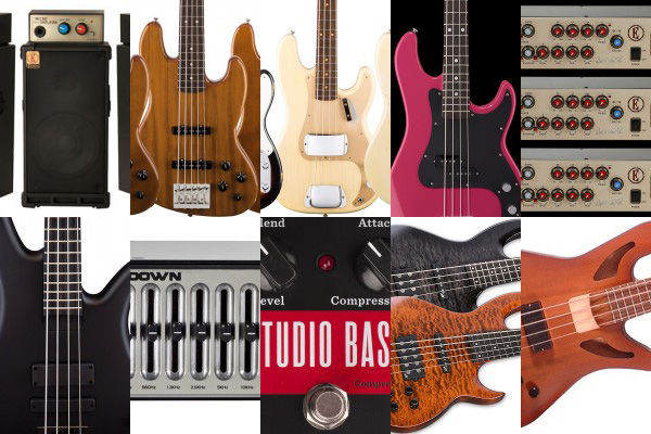 Bass Gear Roundup: The Top Gear Stories in March 2015