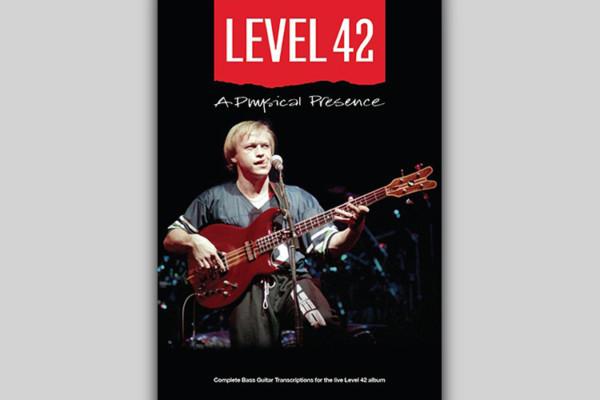 Bassline Publishing Releases Transcriptions of Level 42 Live Album