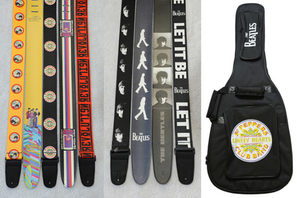 Perri's Leathers Limited Announces The Beatles Licensed Gear