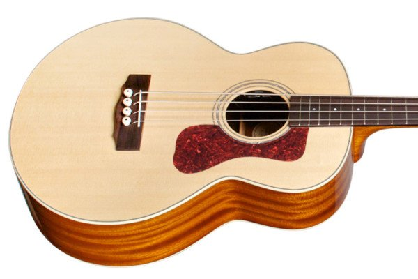 Guild Introduces Westerly Collection B-140E Acoustic Bass Guitar