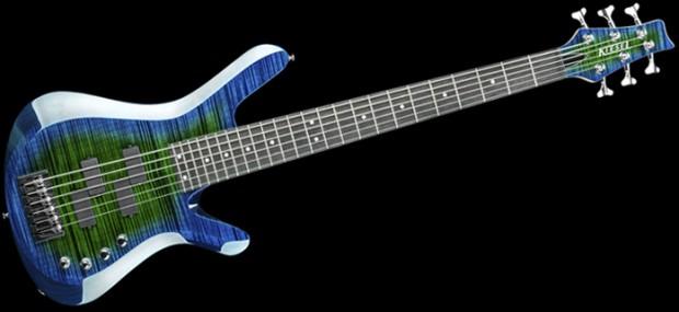 Kiesel Guitars Roy Vogt Signature RV69K Bass