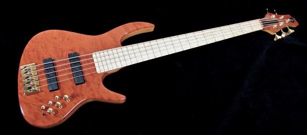 New York Bass Works Cremona 5 Bass