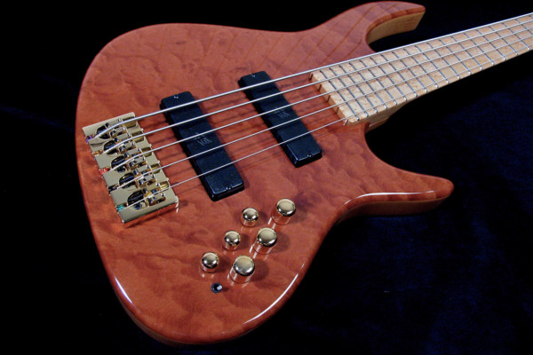 Bass of the Week: New York Bass Works Cremona 5