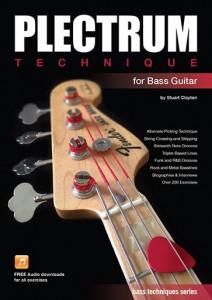 Plectrum Techniques for Bass Guitar
