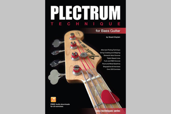 Book Teaches Plectrum Playing, for All Ability Levels