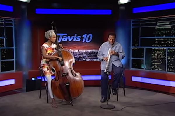 Wayne Shorter & Esperanza Spalding Duet