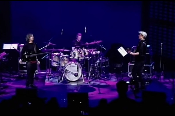 Chris Minh Doky Band: Break Song