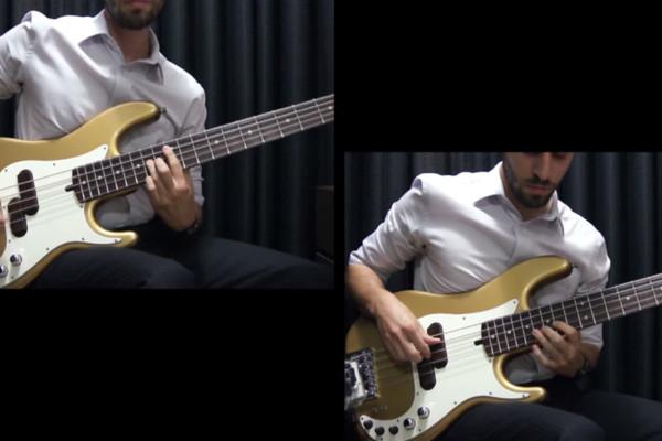 "Osmar Oliveira: Pink Floyd's ""Wish You Were Here"" All-Bass Arrangement"