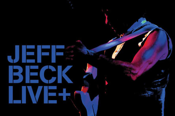 """Jeff Beck's """"Live+"""" Features Rhonda Smith"""