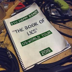 Stuart Hamm: The Book of Lies
