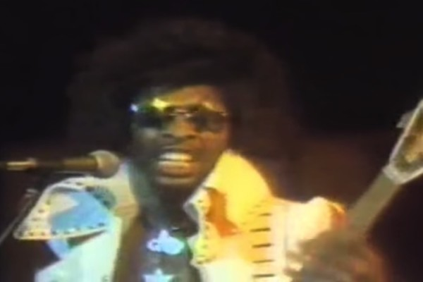 Bootsy's Rubber Band: Another Point of View, Live 1976