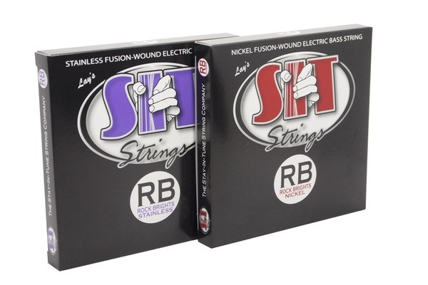 S.I.T. Strings Introduces RB Bass Strings