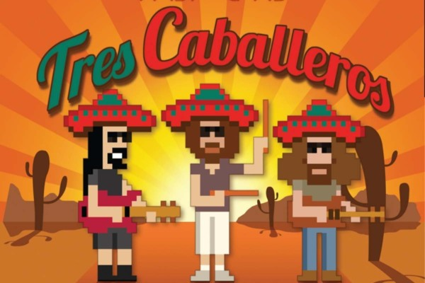 """The Aristocrats Show What They've Learned on """"Tres Caballeros"""""""