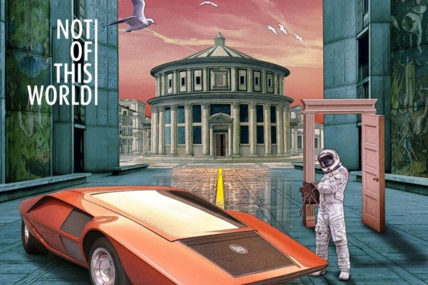 """Adam Nitti Releases """"Out of This World"""""""