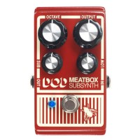 DigiTech Reissues DOD Meatbox Subharmonic Bass Synthesizer