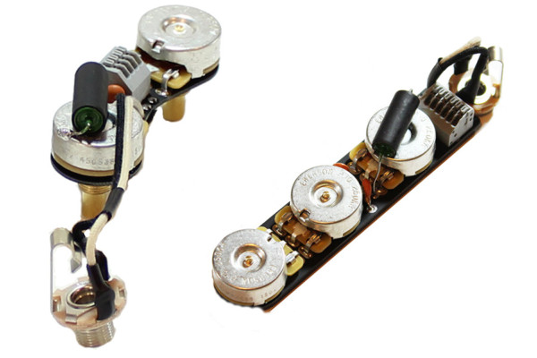 ObsidianWire Introduces J and P Bass Wiring Upgrades