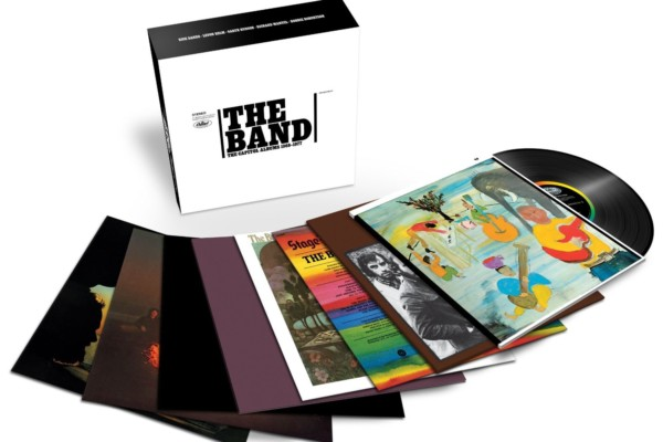 The Band Gets a Career-Spanning Remastered Vinyl Box Set