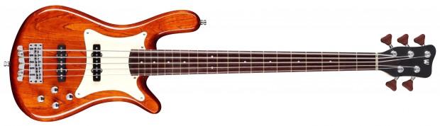 Warwick 5-String Streamer CV Bass