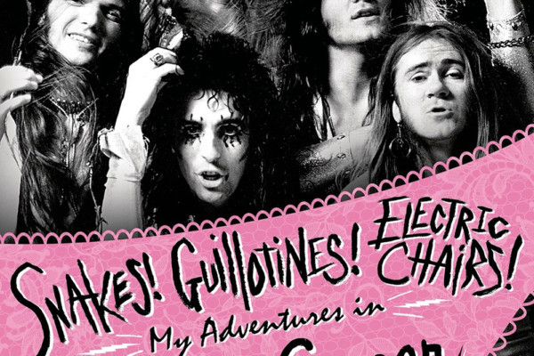Alice Cooper's Original Bassist Releases Book About Band's Rise to Fame