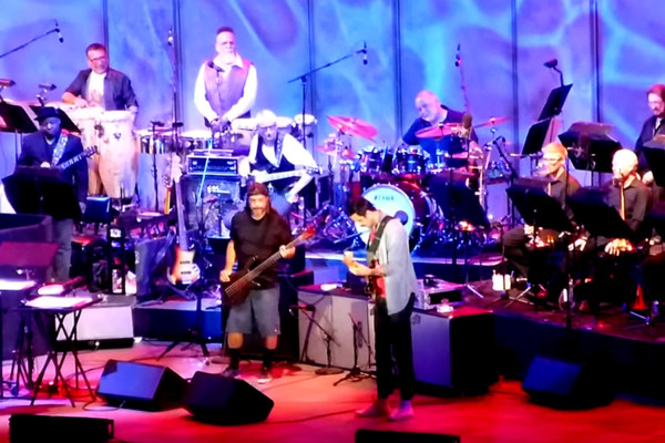 """""""Jaco's World"""" with Felix Pastorius, Robert Trujillo & Will Lee Live at Hollywood Bowl"""