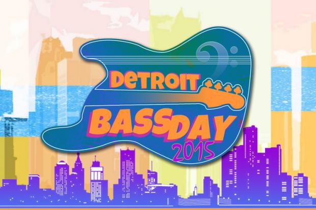 Detroit Bass Day 2015
