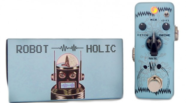 F-Pedals Robotholic Pedal
