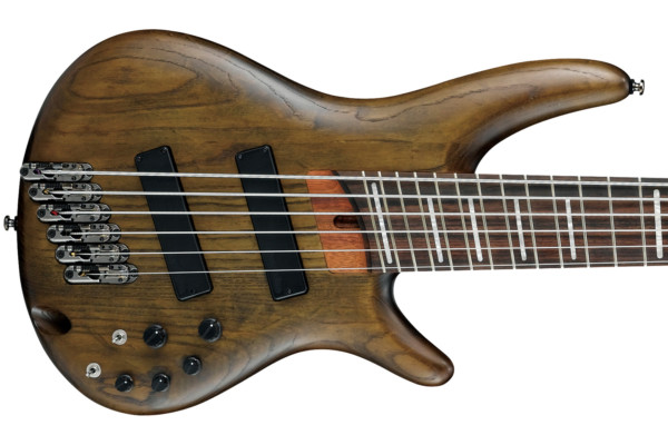 Ibanez Expands SR Fanned Fret Line With New Finish