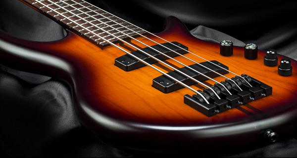 Kiesel/Carvin Guitars Updates Icon Series Basses