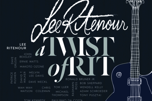 Lee Ritenour Teams With Two Bassists on Latest Album