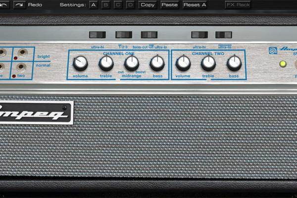Universal Audio Introduces Ampeg SVT-VR and SVT-3 Pro Plug-Ins