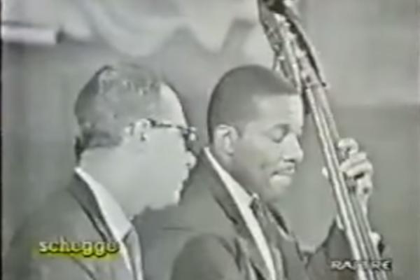 Dave Brubeck Quartet, featuring Eugene Wright: These Foolish Things