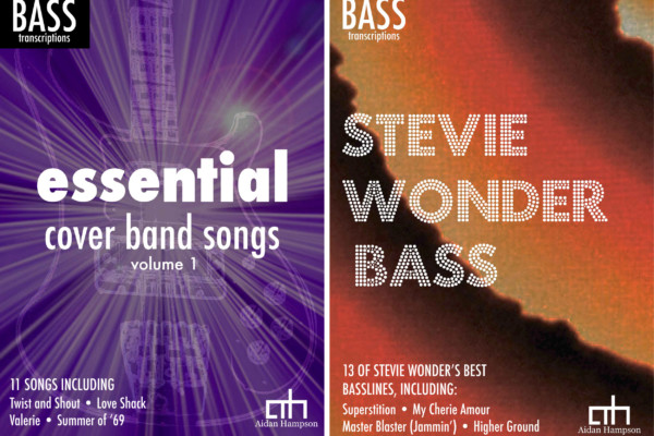 New Bass Transcriptions of Classic Tunes Available for Download
