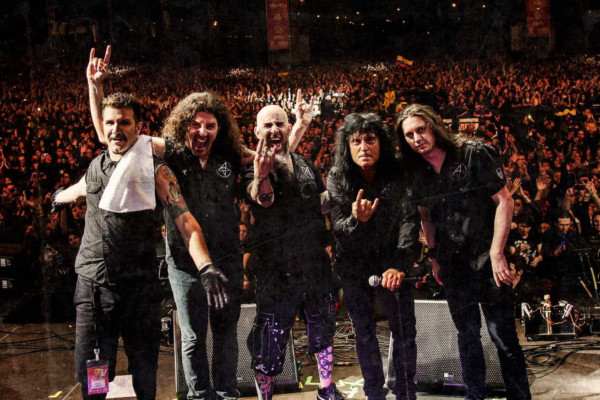 Anthrax Announces Fall Tour