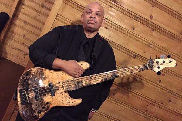"""Brubaker Guitars Announces Rodney """"Skeet"""" Curtis Signature Bass"""