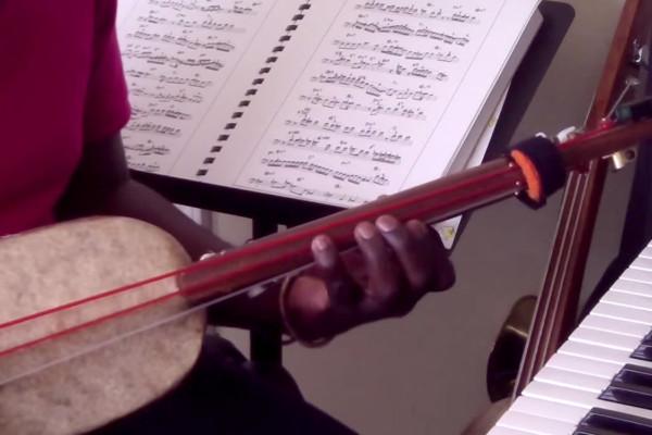 Cheikh Ndoye: Ngoni Bass
