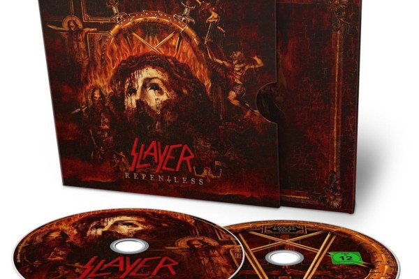 """Slayer Releases """"Repentless"""""""