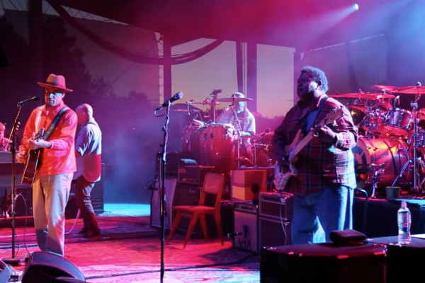 Ben Harper & The Innocent Criminals: Don't Take That Attitude To Your Grave
