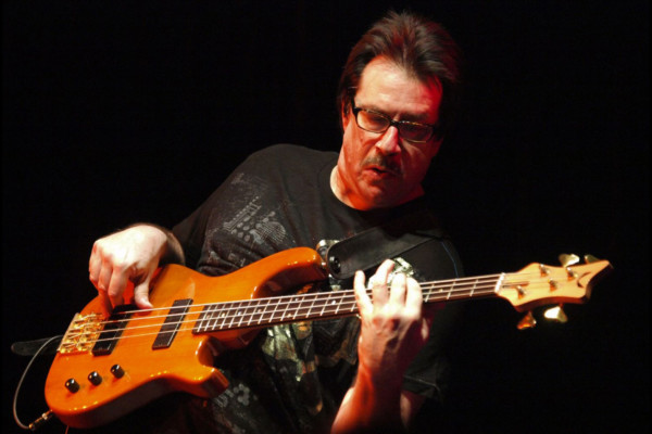 Jeff Berlin to Join Brand X for Tour