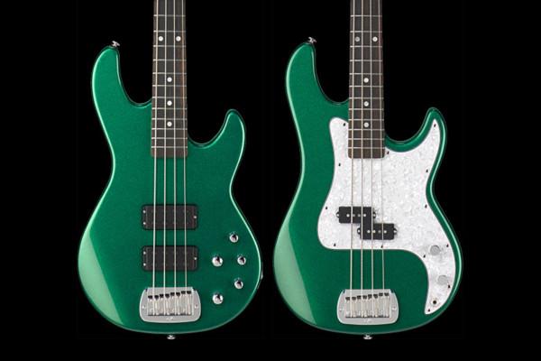 G&L Guitars Introduces 35th Anniversary Model Basses