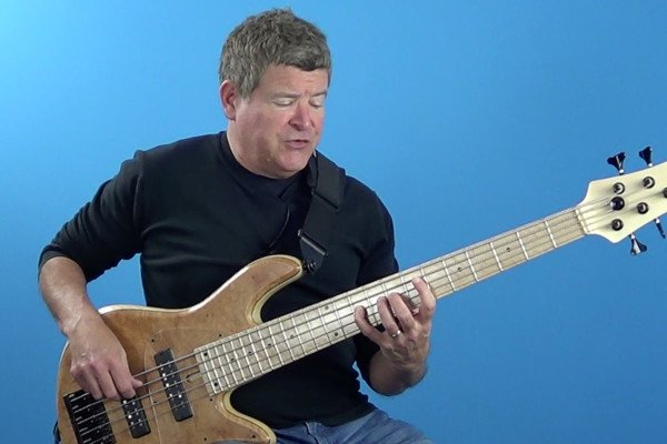 Advanced Bass: Interval Shapes