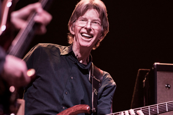 Phil Lesh Diagnosed with Cancer