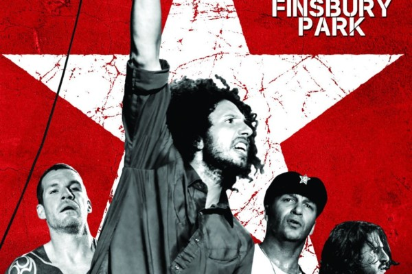 Finsbury Park Rage Against the Machine Concert Available on DVD